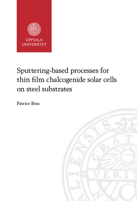 phd theses solid state electronics department of engineering  abstract thin film chalcogenide solar cells are promising photovoltaic technologies cu in ga se2 cigs based devices are already produced at industrial